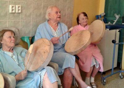 V Nemocnici Český Těšín se pacienti léčí také hudbou