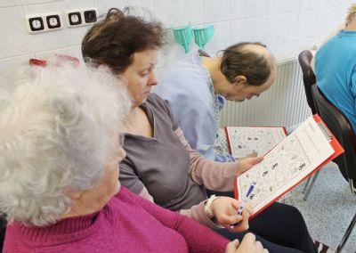Nemocnice Český Těšín pomáhá pacientům s trénováním paměti