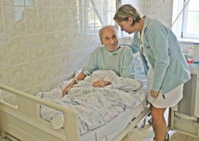 Nemocnice Český Těšín dokončila modernizaci lůžkového fondu