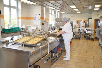 V Nemocnici Český Těšín vaří nejen pro nemocné