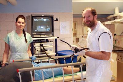 Nemocnice Český Těšín získala nové přístroje k vyšetření trávicího traktu