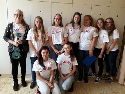 Oslavy Mezinárodního dne seniorů se v Nemocnici Český Těšín ujali studenti